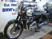 TRIUMPH BONNEVILLE T100-865 9850 MLS ONLY.EXTRAS SIMPLY A STUNNING EXAMPLE