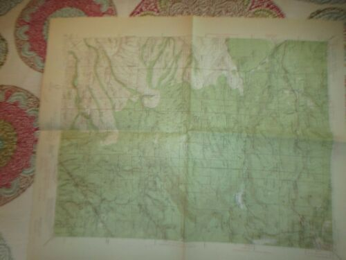 Mineral Quadrangle (California) Geological Survey Map