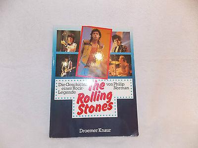Buch - The Rolling Stones,Die Geschichte einer Rock-Legende