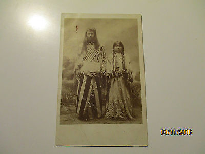 ASTORIA OREGON , NATIVE AMERICAN INDIAN WOMEN , OLD AMATEUR PHOTO
