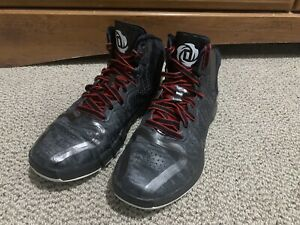 Adidas D.Rose 4 - Size 8 (Cheap Basketball Shoes)