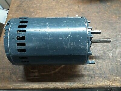 0 5 Hp 0 9 Hp General Electric Motor