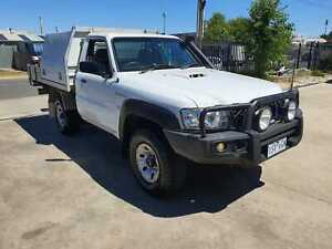 2012 Nissan Patrol DX Single Cab 4x4 TURBO DIESEL LOTS OF EXTRAS Williamstown North Hobsons Bay Area Preview