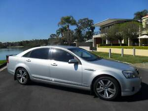 2011 HOLDEN CAPRICE IMMACULATE WITH NEXT YEAR REGISTRATION Croydon Burwood Area Preview