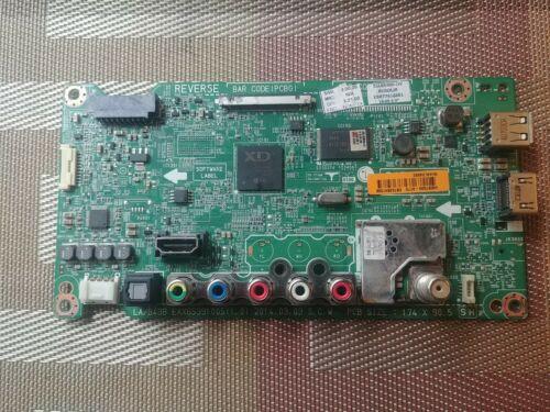 LG 55LB5900  MAIN BOARD EAX65391005(1.0)  EBT62841558