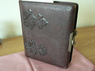 MUNSTER FAMILY PHOTO ALBUM. MOSTLY VICTORIAN PHOTO'S , SEE MY OTHER LISTINGS