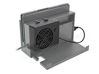 Skywin Nintendo Switch Cooling Fan - USB cooler for Nintendo Switch Dock [vid...