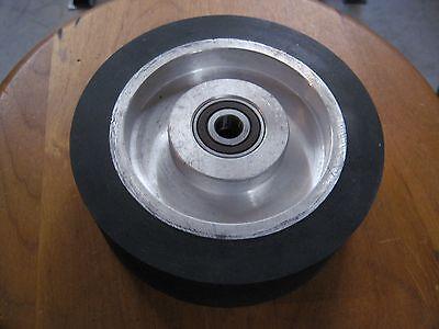 2x72 Belt Sandergrinder Rubber Contact Wheel 150mm6 Knife Making Wheel