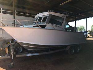 Riptide alloy boat Darwin Region Preview