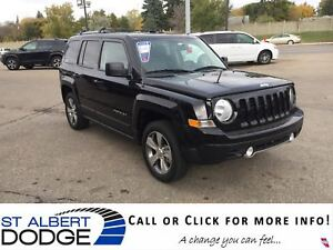 2017 Jeep Patriot High Altitude Edition | HEATED SEATS | TOUCHSC