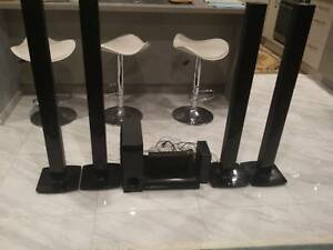 LG Home theatre system