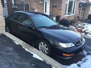1998 Acura cl 1500 as is