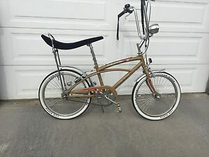 CCM Mustang classic 3 spd bike chopper