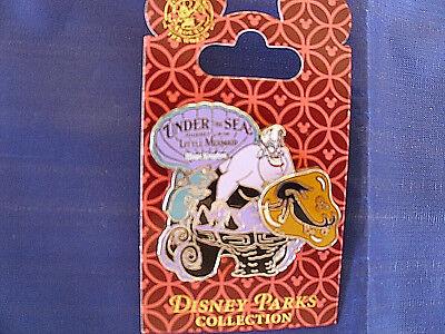 Disney * URSULA - UNDER THE SEA * Little Mermaid Villain Attraction Trading Pin - Disney Ursula
