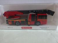 Drehleiter L32 Metz MB Econic - OVP NEU Wiking 1//43 043102 Feuerwehr