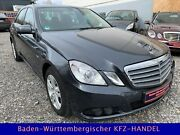 Mercedes-Benz E-Klasse Lim. E 220 CDI BlueEfficiency