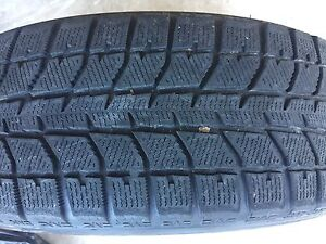 Selling Snow Tire for Beetle 2000  195/65R15 91T (4 Tires) @$50