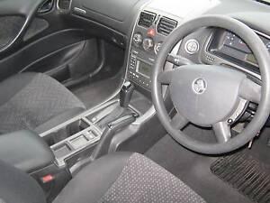2004 Holden Commodore Wagon