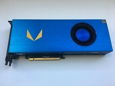 AMD Radeon Vega Frontier Edition 16GB HBM2 Workstation Graphics Card