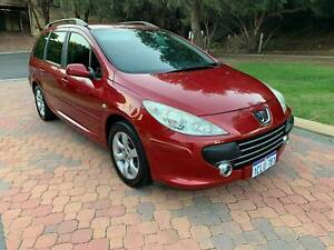 07 Peugeot 307 XSE HDi Touring Auto Wgn with NO DEPOSIT FINANCE!* Beaconsfield Fremantle Area Preview