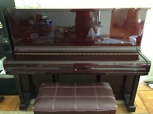 Bremer Upright Piano