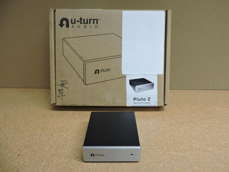 U-Turn Audio Pluto 2 Phono Preamp (Aluminum)