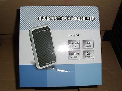 Globalsat GPS Empfänger G-Sat BT-368 SiRF III Originalverpackt online kaufen