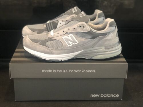 DS NEW BALANCE 993 MR993GL Size 10 Made In USA Grey Early/Limited Release