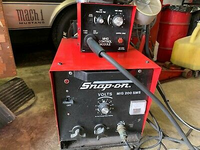 Snap On Mig Tig Welder