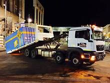 24hr Sea Container Transport Tilt Tray Towing Service Perth West Perth Perth City Preview