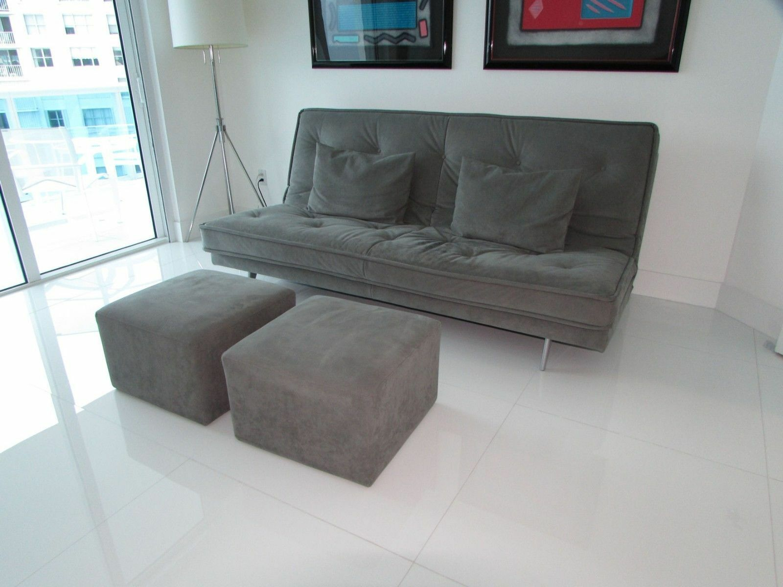 Top 10 sofa beds ebay - Ligne roset nomade sofa ...