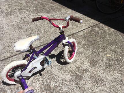 Toddler push bike for sale