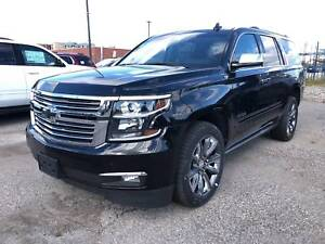 2017 Chevrolet Tahoe Premier, BRAND NEW  blu ray player 22 in wh