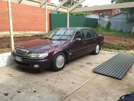 1995 Ford Fairlane Sedan Hackham Morphett Vale Area Preview
