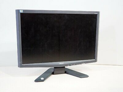 "Acer X193W 19"" Widescreen LCD Monitor"