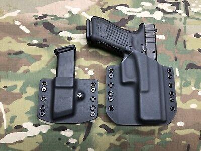10 PCS Spring Steel Gun Holster Belt Clip For kydex NEW