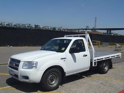 2007 FORD RANGER - 5spd MAN - TURBO DIESEL - 12 MONTHS REG & RWC!