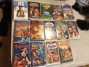 VHS Movies Kitchener / Waterloo Kitchener Area image 1