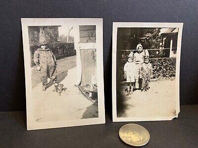 1920 Child Halloween Costumes (1920's-30's Photos, Kids in Halloween Costume,)
