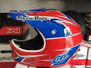Troy Lee Designs Helmets **See My Other Adds**