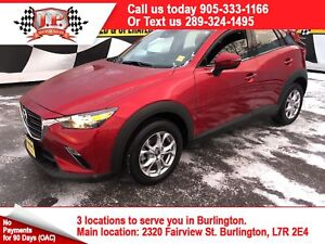 2019 Mazda CX-3 GS, Automatic, Heated Seats, AWD