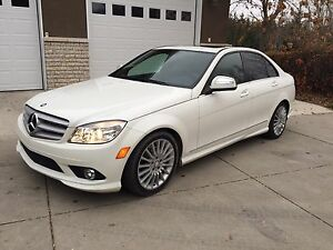 2009 Mercedes C230 AWD Garage Kept