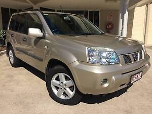 2006 Nissan X-trail 4X4 Automatic Wagon ST-S 40th Anniversary Kippa-ring Redcliffe Area Preview