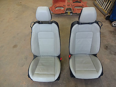 2016 Ford Mustang GT Coupe Seats   S550 Heated & Cooled Seats   Mustang Seats