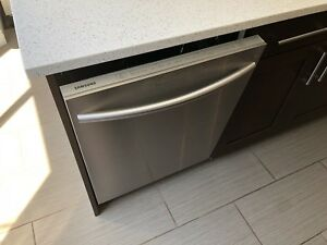 Lave vaisselle Samsung stainless DWF800UWS