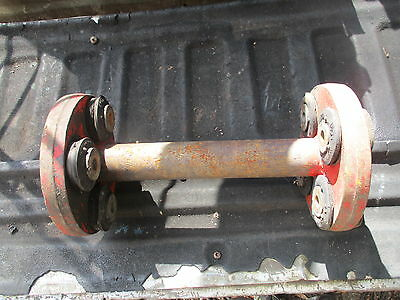 Massey Ferguson 1800 4x4 Diesel Tractor Drive Shaft Free Shipping