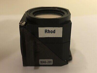 Zeiss Fl Rhodamine Fluorescence Filter Cube For Axio Microscope Pc Axioplan 2