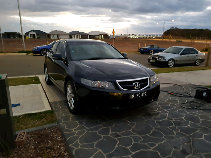 Honda accord euro luxury manual 6 months rego