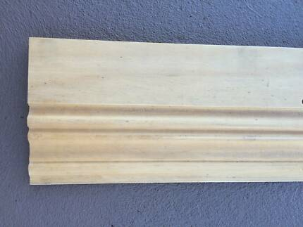Raw Pine Architrave and Skirting 140x19