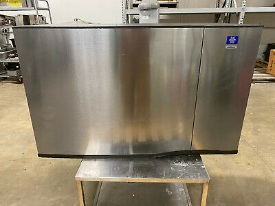 Manitowoc 1880 Poundday Sy1804a Air Cooled Ice Machine Fully Refurbished